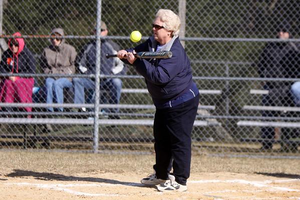 SW-TV Softball Scrimmage