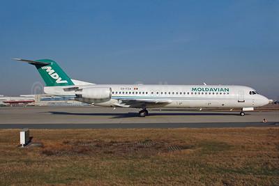 Moldavian Airlines-MDV