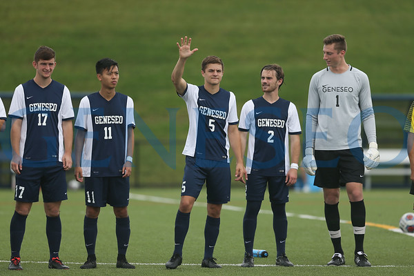Men's Soccer vs. New Paltz (Photos by Ben Gajewski)