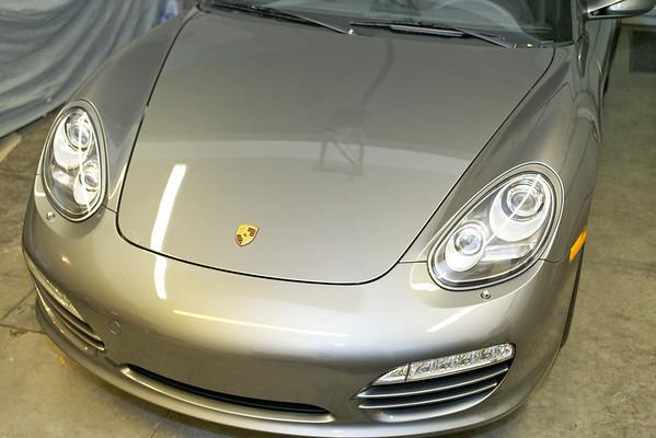 2011 Porsche Boxter