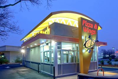 Mad Dash Pizza - Chico