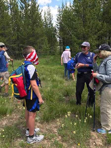 Camping Intergen 6/30/2019-7/5/2019