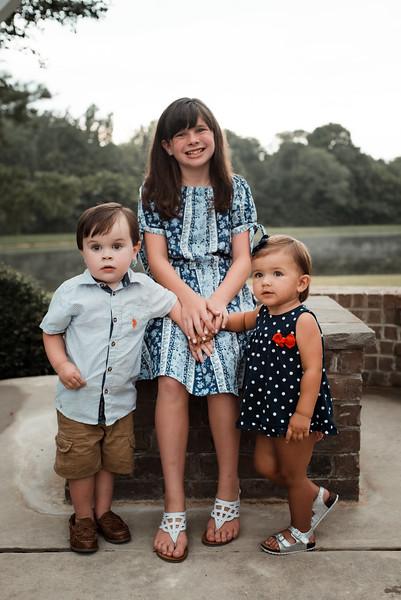 Extended Marshall Family