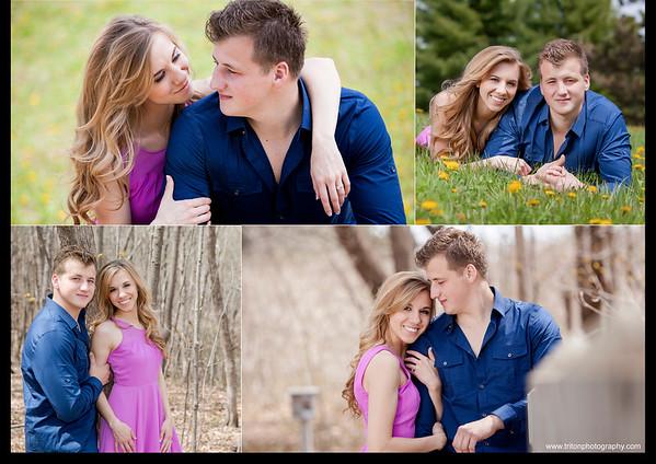 Dmitriy  & Olesya Engaged