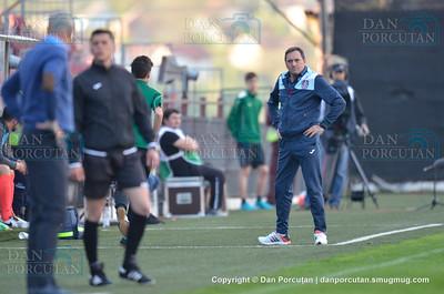 Liga 1 - Play Out - CFR Cluj (ROU) vs. FC Botosani (ROU)