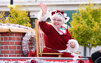 2018 Christmas Parade (El Segundo)