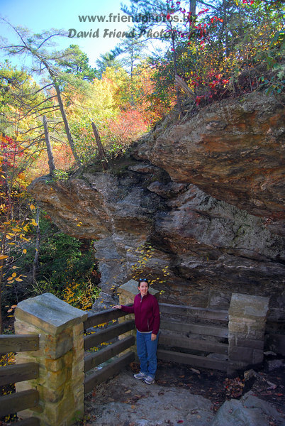 Hanging Rock State Park - Oct 2006