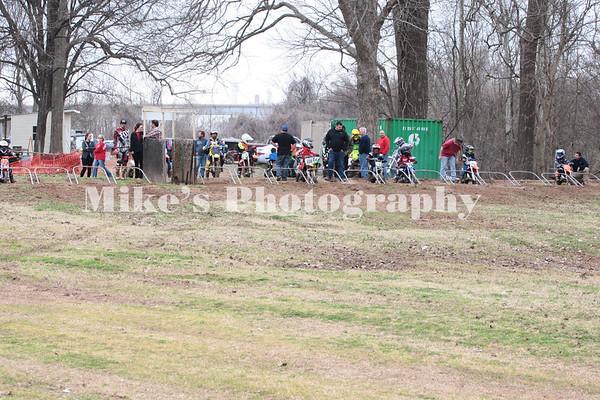 PBMX Race 8 50cc Auto 4-6 & 50cc Auto 7-9