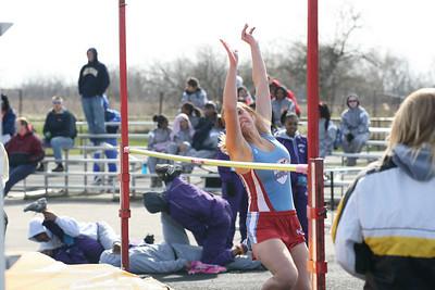 2010-03-27 Elk Relays Girls High Jump