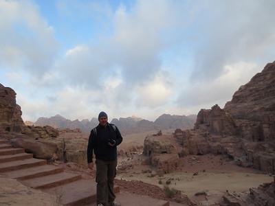 High Temple of Sacrifice - Petra Jordan (Dec 2012)