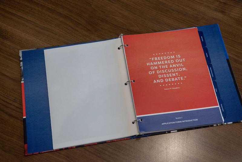 Debate book