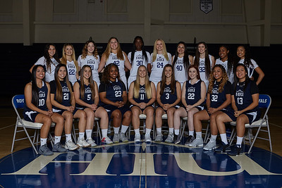 2017-18 HIU Women's Basketball