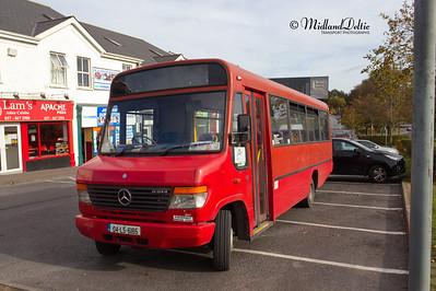 Portlaoise (Bus), 23-10-2018