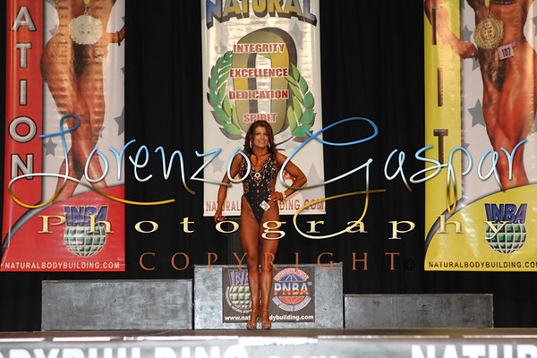 2012 INBA Natural Olympia Saturday Pre-Judging in Reno, NV