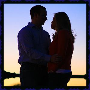 Jennifer & Jason's Engagement Shots