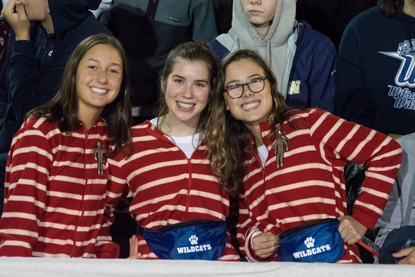 2018 Varsity Football Conf Championship vs. Pendleton