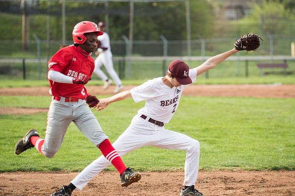 JV Baseball vs Pike 04-07-2021