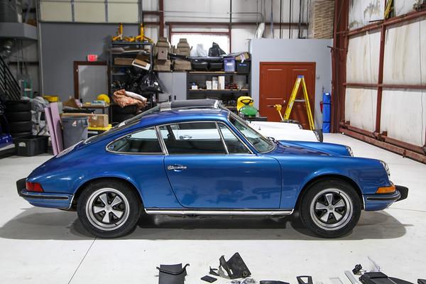 1973 911 Coupe / Targa