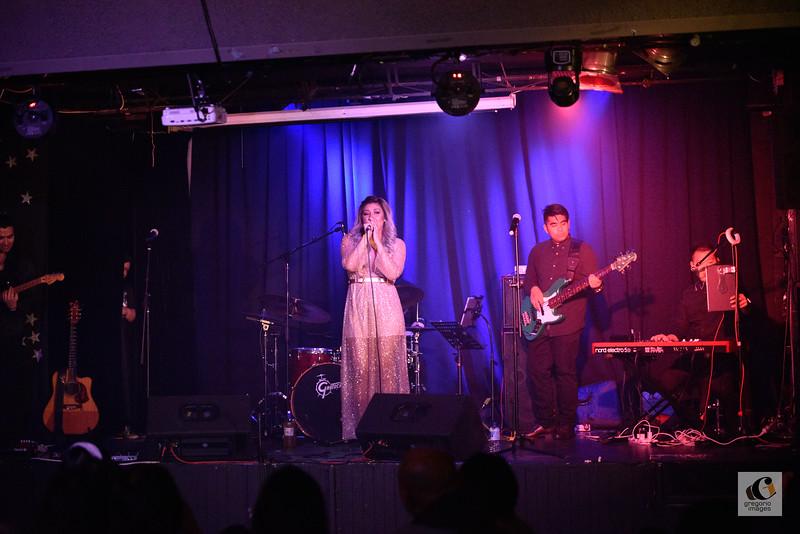 Zabrina Araya's Concert @ Eureka