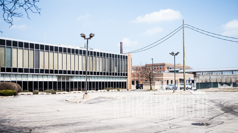 Former Chase Bank Lot