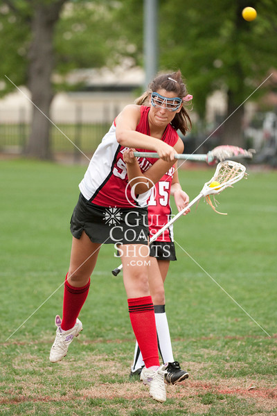 2009-03-25 Lacrosse JV Girls SJS vs BHS