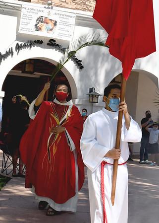 03-28-2021 Palm Sunday 12 noon mass
