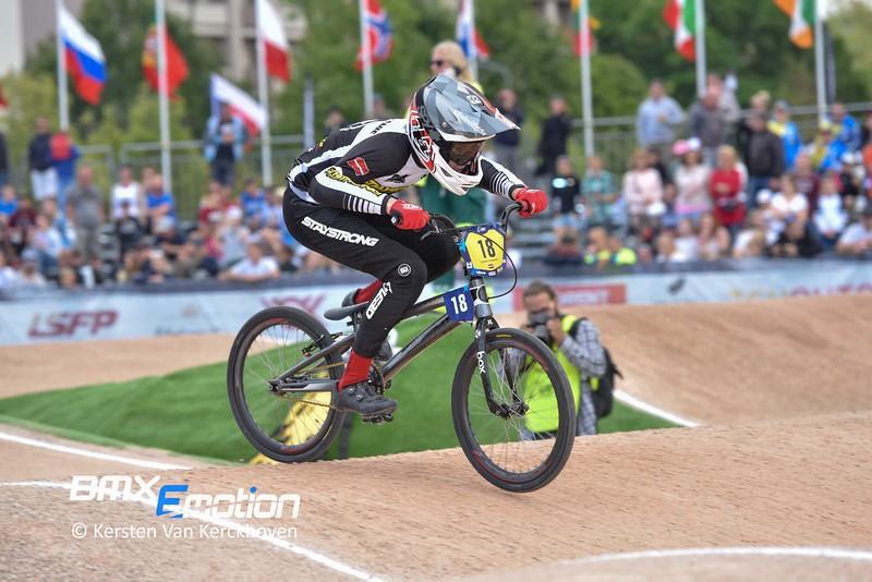 European Championships Valmiera 2019 - CHALLENGE 13+  Quarter Final- Semifinal - Final
