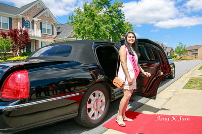 RidhiSweet16Limo