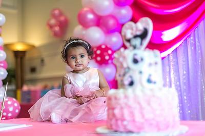 Avni's 1st Birthday 2016