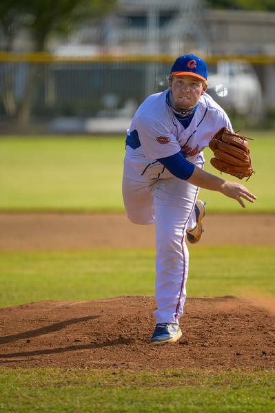 2021-04-27 Norfolk Academy vs Greenbrier Christian Academy Baseball