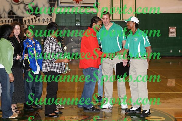 Suwannee vs Ft White High School 2010-11