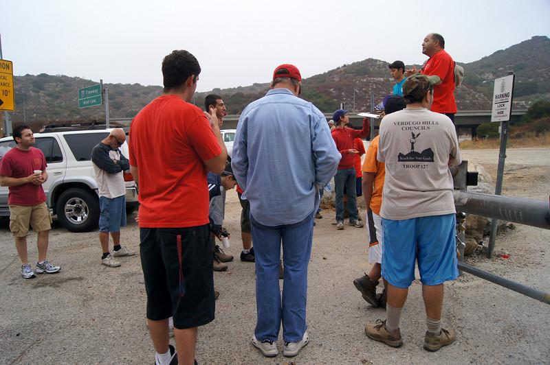 20110911011-Eagle Scout Project, Steven Ayoob, Verdugo Peak.JPG