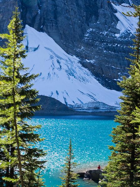 Floe Lake - Kootenay National Park