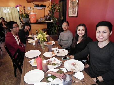 Filipino American Experience Class Spring 2012