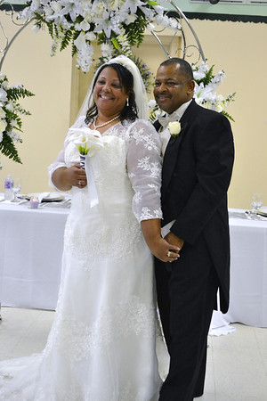 Rev. and Mrs. Rose