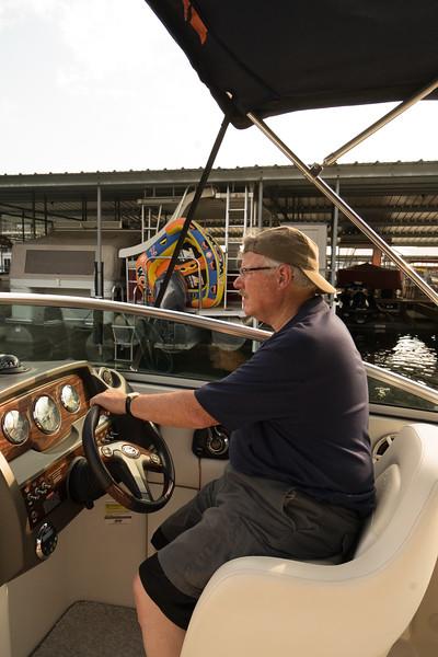 Shelton New Boat