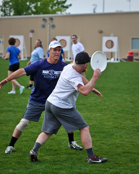 JCC Senior Olympics Ultimate Frisbee May 2015