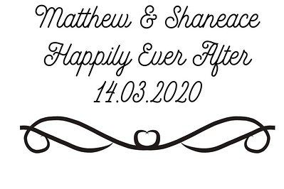 Matthew and Shaneace