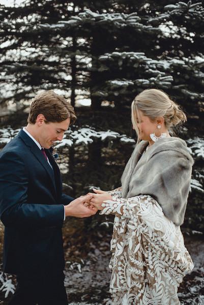 Requiem Images - Luxury Boho Winter Mountain Intimate Wedding - Seven Springs - Laurel Highlands - Blake Holly -549.jpg