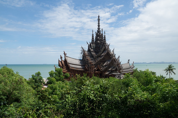 Pattaya City Thailand July 2017