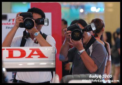 Honda F1 Roadshow @ 1U