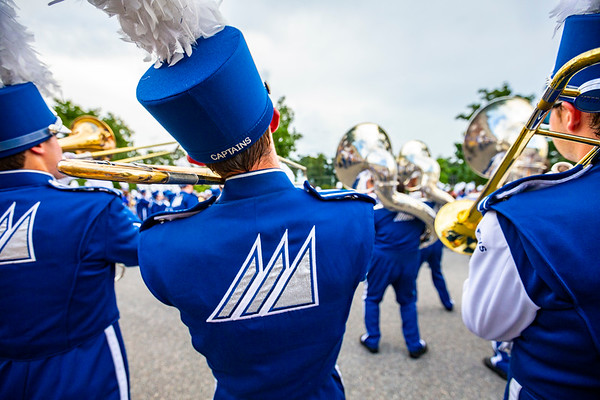 Marching Captains