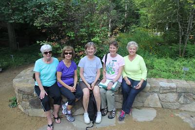 Valley Girls visit Melanie 9/2014