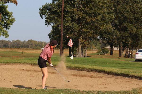 Sept. 21, 2020 - Hillsboro, Lincolnwood Girls Golf