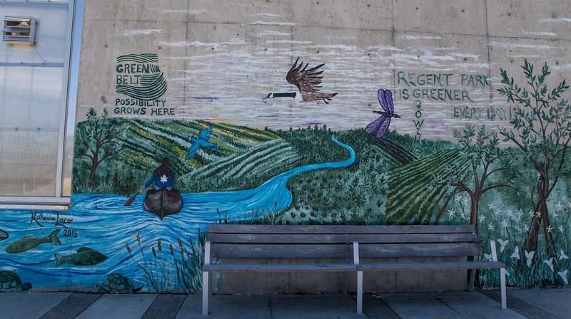 Green Belt Mural