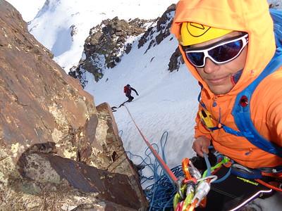 Caballo Mountaineering 10 Feb 2019