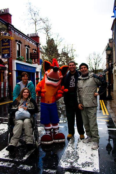 2010 - Jan - 18-24 - Family Disneyland Trip-9048