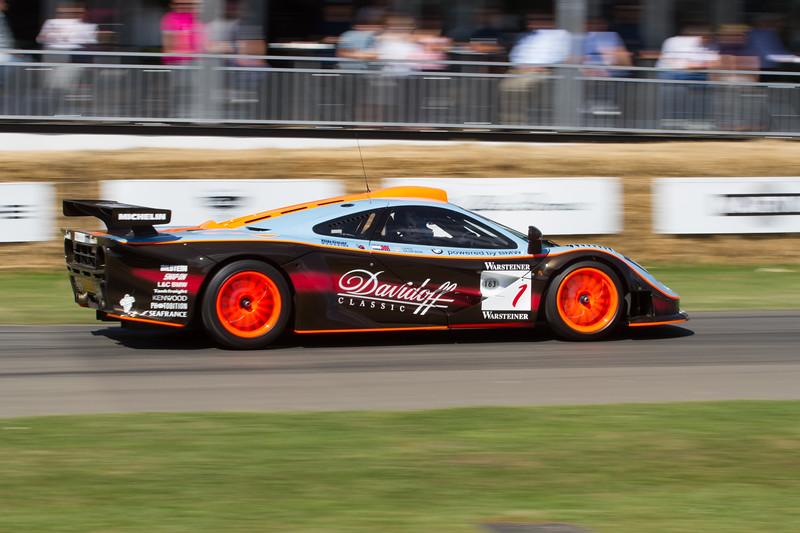 McLaren F1 GTR 'Longtail'