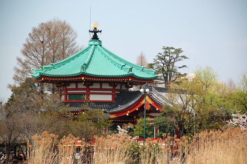 Bentendo Temple