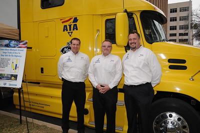 2-21-2013 TMTA Truck Day in Austin